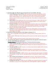 Exam 1 Review Worksheet Key.docx