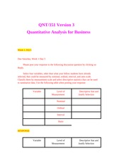 HCS 440 Week 4 Individual Assignment Economic Issues Simulation Paper
