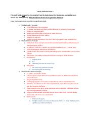 Study Guide for Exam 1.docx