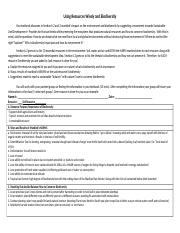 Using Resources Wisely and Biodiversity worksheet.docx