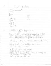 ALGEBRA II CH 9.1 AND 9.2 NOTES