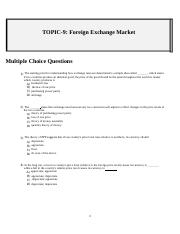 Topic 9-Questions