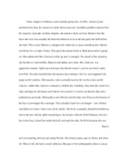 achiron archetype essay outline organization outline character 2 pages achiron rebecca reflection 17 20