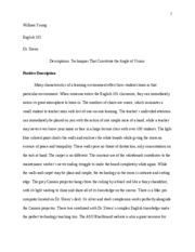 William Young- English final draft