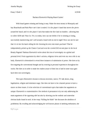 essay 3 draft two