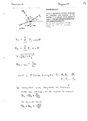 Beer, Johnston, Eisenberg Vector Mechanics for Engineers – Statics 8 ed Ch2.C1