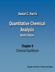 Lecture10 daniel c harris quantitative chemical analysis ninth 36 pages lecture2 fandeluxe Image collections