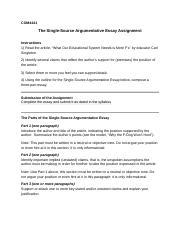 Job application essay questions