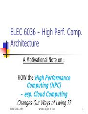 ELEC6036-MOTIVATE_Note-0_High_Perf_Cloud_Mobile_Computing_2015-16