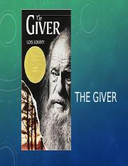 Intro The Giver.pptx