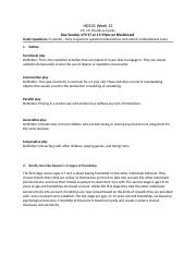 Ch. 13 Weekly Prep and Study Questions.docx