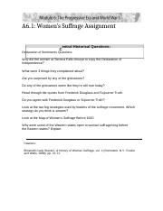 M6A1 Women Suffrage Answer Sheet.docx