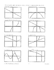 Tangent line worksheet answers