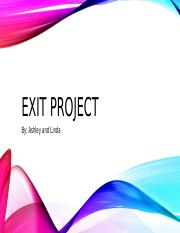 Exit project.pptx