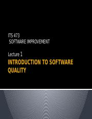 Lect 1- Introduction to Software Quality_amendedLin