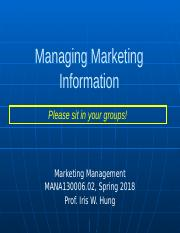 class 4 _ Managing Marketing Information.pptx