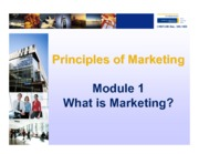 AD - M1 WhatisMarketing