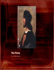 Machiavelli The Prince 13.47 MB