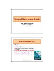 2016-Class 4 - Financial Planning and Growth.pdf