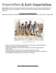 Political Cartoons for Imperialism 20-21 (1).docx ...