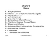 Chapter 08 Lecture Notes