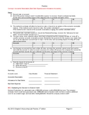ch.8 drill sheets-act