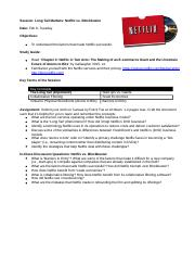 Study Guide for Netflix.docx