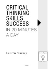 Critical_Thinking_Success__Skill_Builder_Series_