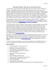Research paper topics on heroes 6y