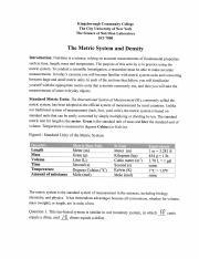 Measuring in Metric - Answer Key.pdf - Name_Answer Key ...