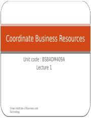Coordinate Business Resources lecture 1.pptx