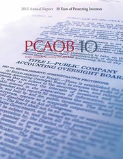 2012 PCAOB Audit Report