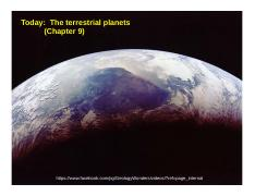 GEO401_Lecture10_Planets