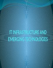 Lecture Three IT Infrastructure and Emerging Technologies.pptx