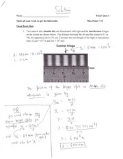 College Physics Transition Waves quiz 5 solutions