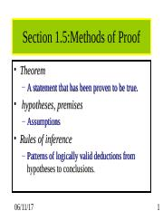 Proofs-lecture2