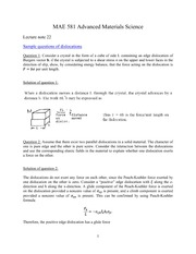Lecture note 22 (11-17-2011)