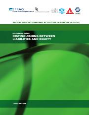European Discussion Paper on Equity and Liabilities.pdf