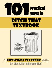 101-Practical-Ways-to-Ditch-That-Textbook-2