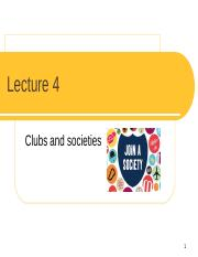 Topic_4_Clubs_and_Societies