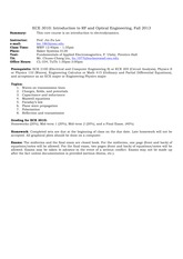 ECE3010-Syllabus-2013-Autumn