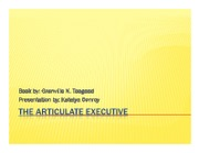Articulate Executive-Conroy