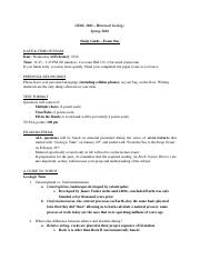 GEOL 1002 Study guide_Exam 1.docx
