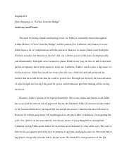 English 201 Short Essay 4.docx