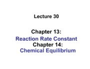 Lecture-2013-135-30-Kinetics-2 _ Chemical equilibrium