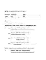 HI255_Unit1_Assignment_AnswerSheet (1)----Shelby Taylor