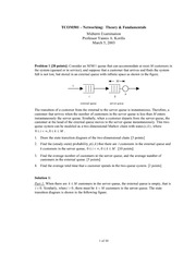 spring 2003-midterm exam 3-solution