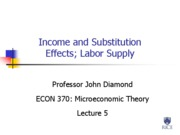 05. Income, Subst Eff