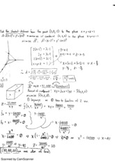Calc 3 notes section 3