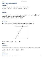 amc 10b 2013 art of problem solving